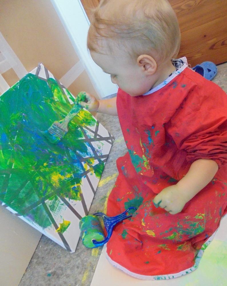 Kleiner Maler